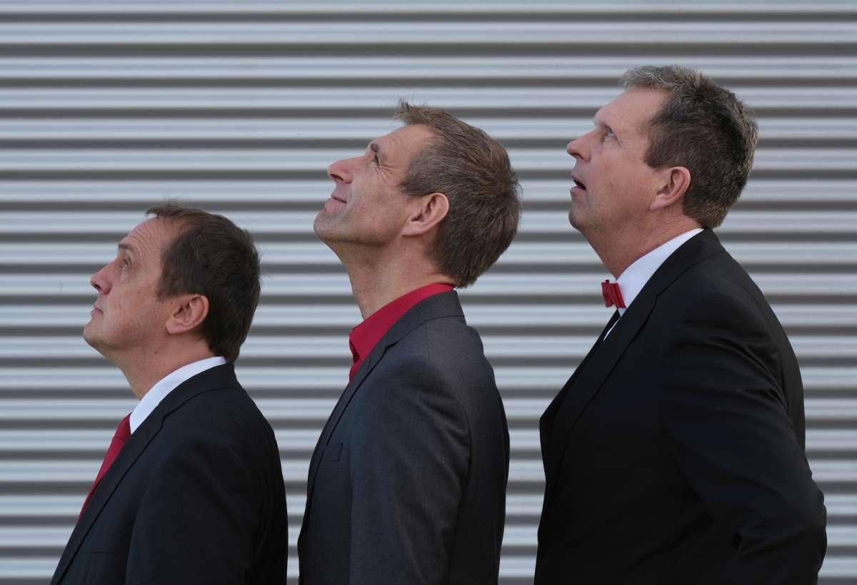 Storno 2019 - Die Abrechnung - Kabarettistischer Jahresrückblick mit Jochen Rüther, Harald Funke und Thomas Philipzen - Stadthalle  - Beverungen