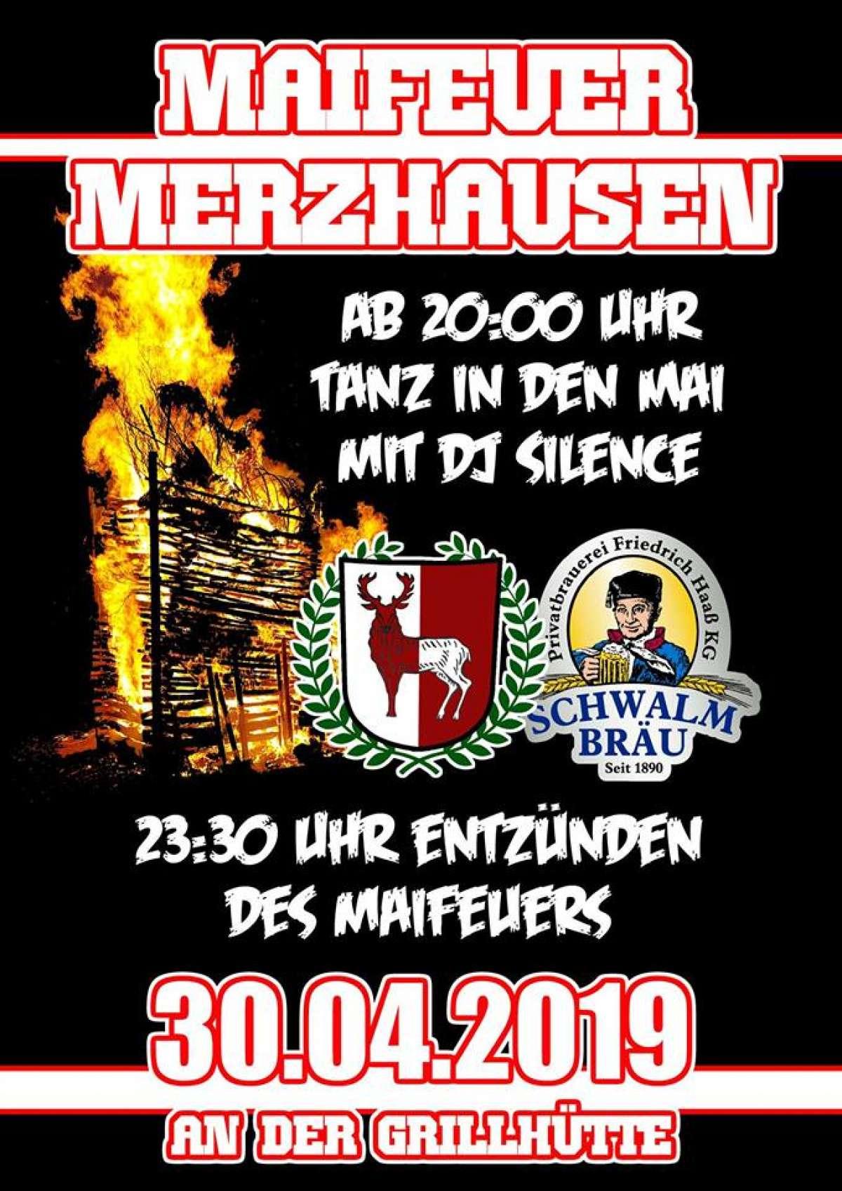 Maifeuer 2019 - Grillhütte  - Merzhausen