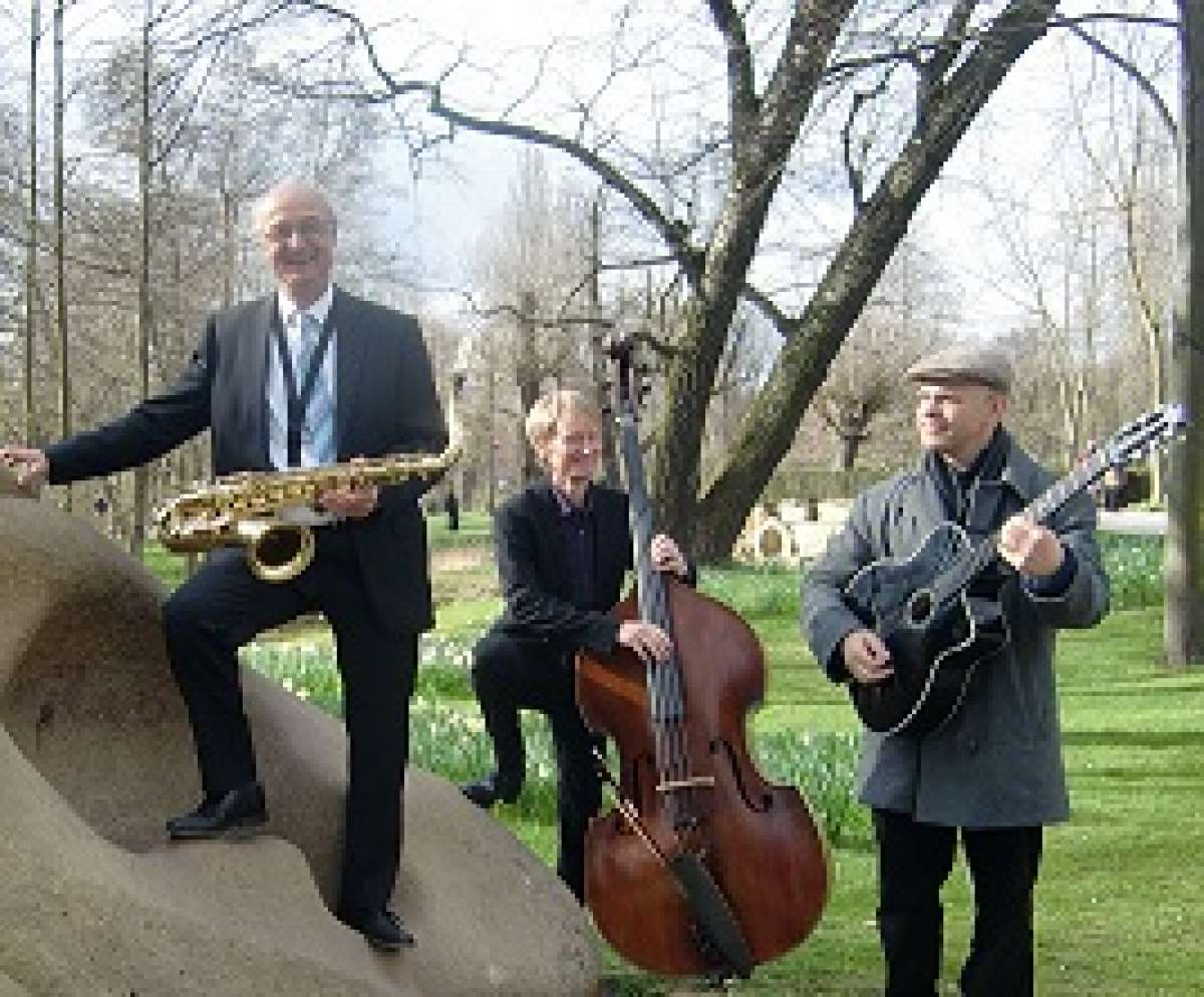 Jazzfrühschoppen - Mellow Tone Trio - Waldhotel Schäferberg - Espenau