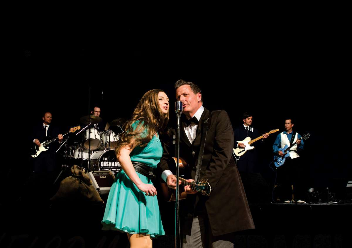 The Johnny Cash Show - The Cashbags - Stadthalle  - Homberg (Efze)