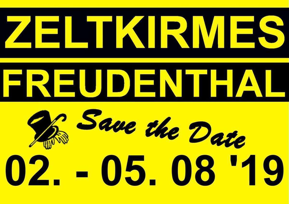 Zeltkirmes Freudenthal 2019 - Kirmesplatz  - Freudenthal