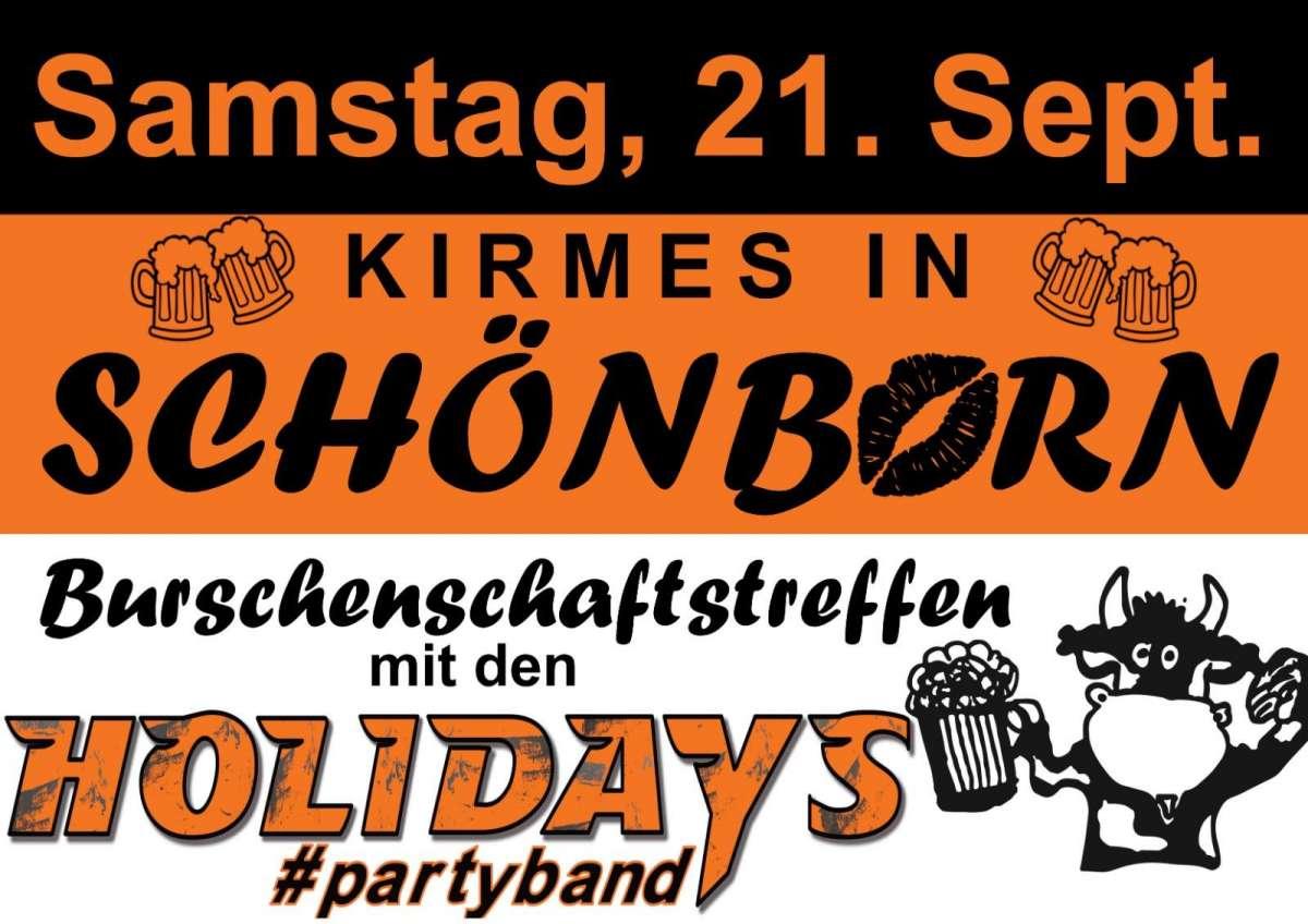 Kirmes in Schönborn - Holidays - Kirmesgelände  - Schönborn