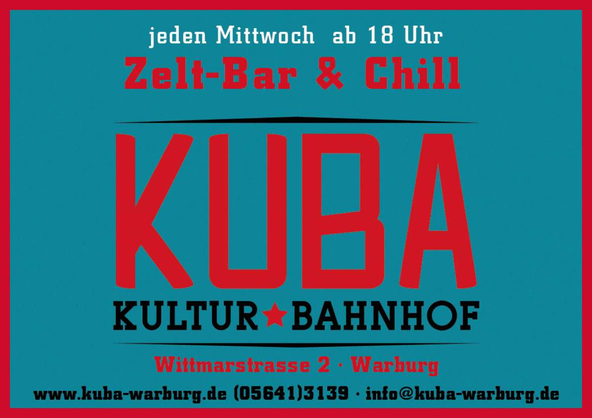 Zelt-Bar & Chill