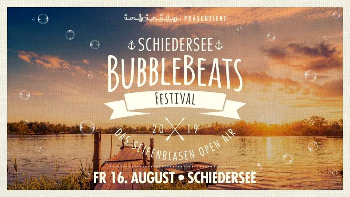 Bubble Beats – Seifenblasen Open Air - Anduschus, Be|De, Nana K, Panik Pop, Tim Kneidl - Schiedersee - Schieder-Schwalenberg