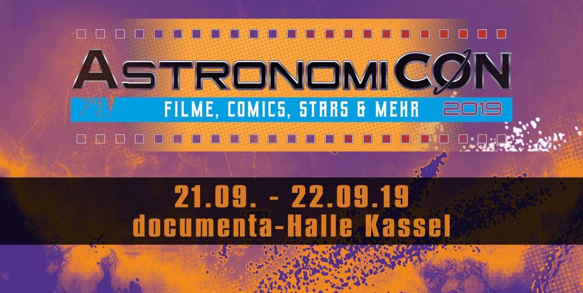 AstronomiCON - Claude-Oliver Rudolph, Martin Semmelrooge, Ralf Richter, Katja Bienert, Wilma Elles, Brian Yuzna, Don  - Documenta-Halle - Kassel