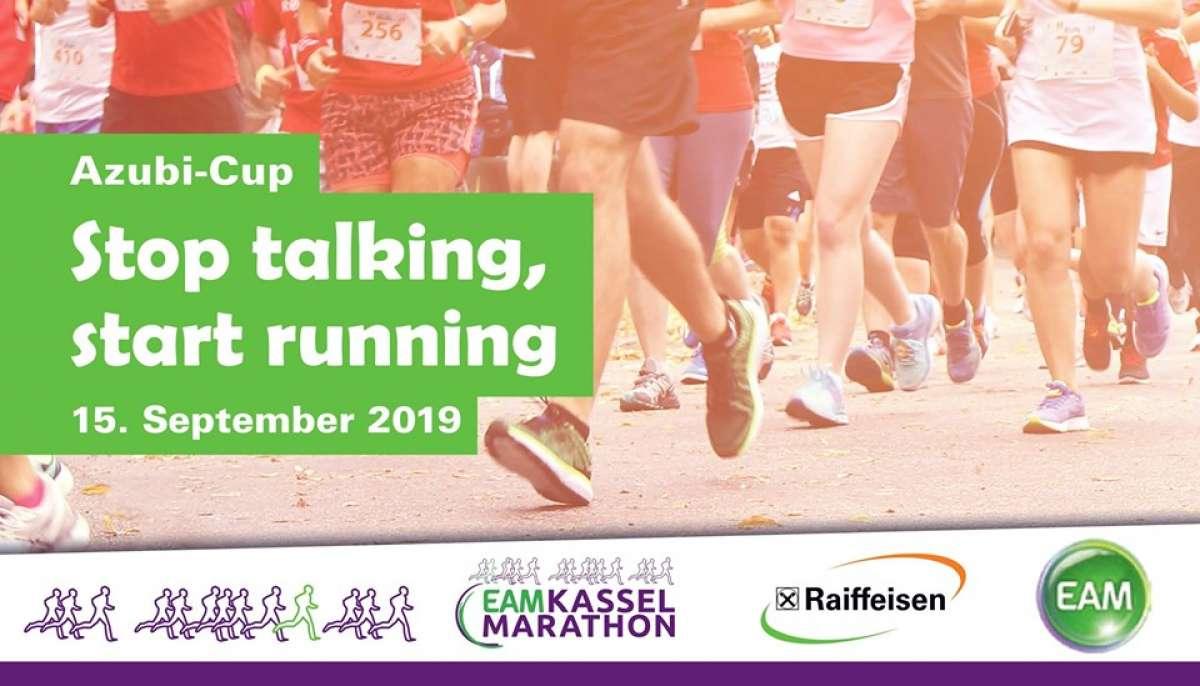 Azubi-Cup - Kassel Marathon 2019 - Auestadion - Kassel