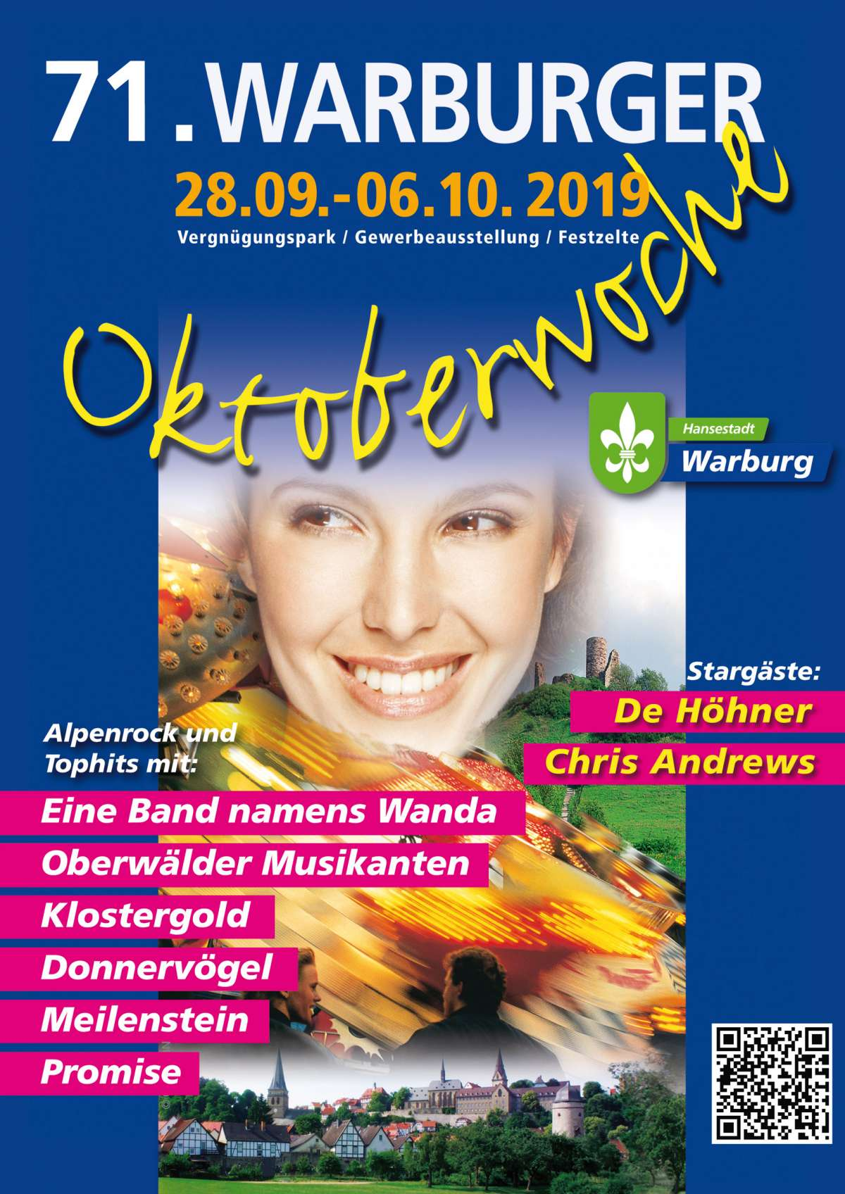 Veranstaltungen & Events am »Sonntag, 06. Oktober 2019« in deiner Nähe...