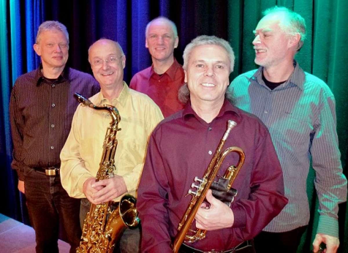 Jazzfrühschoppen - Helmut Schäfer Quintett - Waldhotel Schäferberg - Espenau