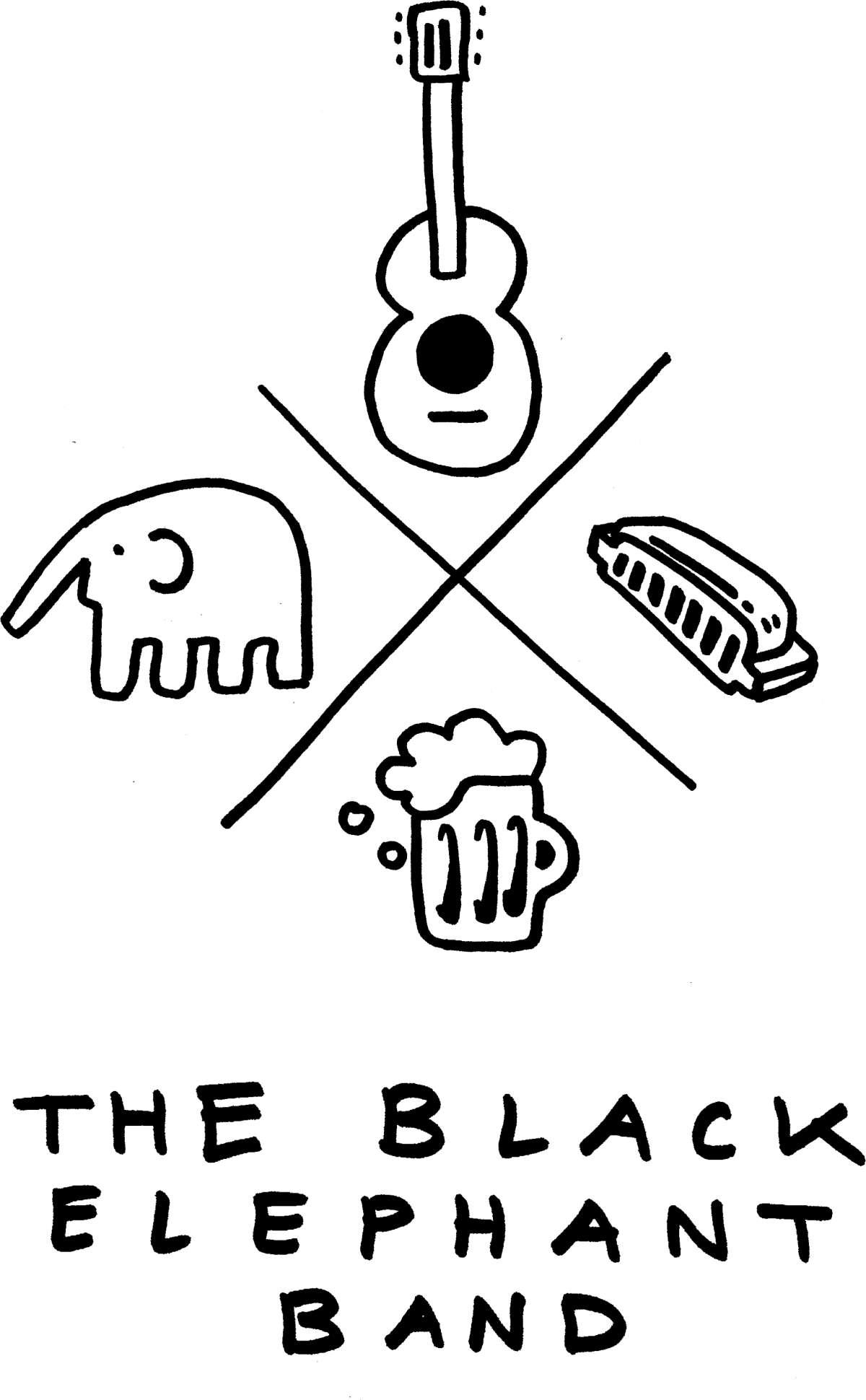 The Black Elephant Band  - Sandershaus  e.V. - Kassel