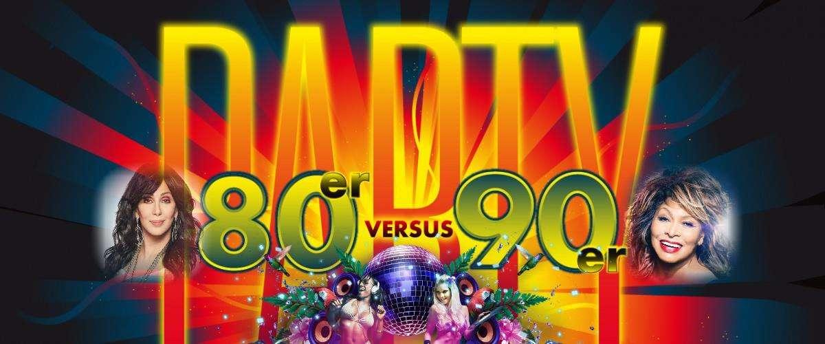 80s vs. 90s - La Cage - Kassel