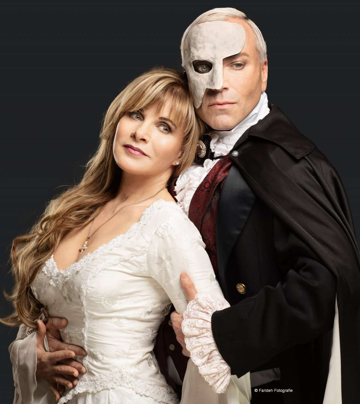 Das Phantom der Oper - Deborah Sasson und Uwe Kröger - Stadthalle  - Beverungen