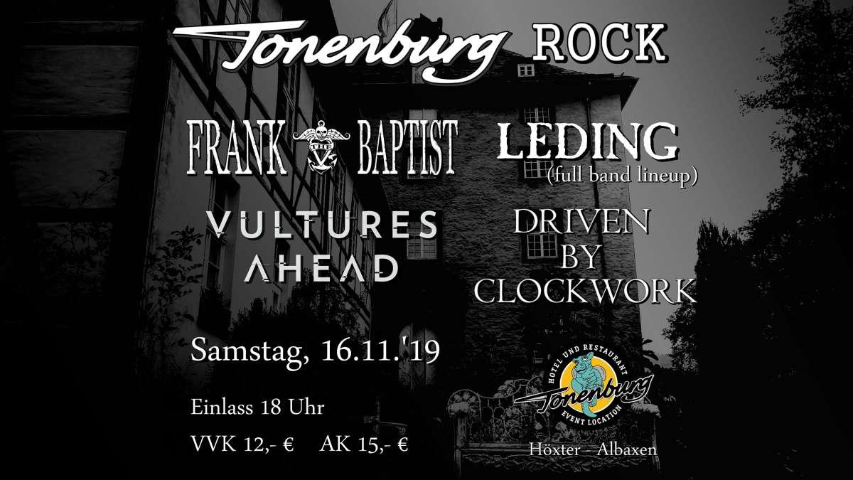 Ww presents: Midnight Stranger(s) - Ruff As Stone - Tonenburg - Höxter