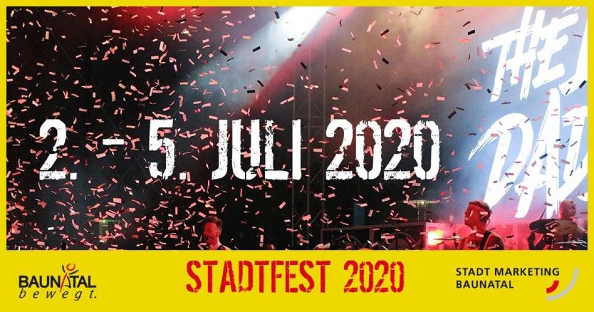 Stadtfest Baunatal 2020 - Innenstadt  - Baunatal