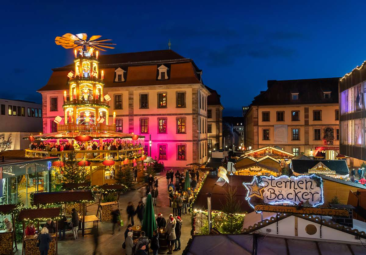 Veranstaltungen & Events am »Freitag, 13. Dezember 2019« in deiner Nähe...