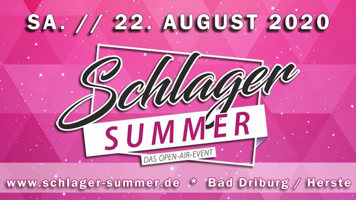 Schlager Summer - Das Open Air Festival 2020