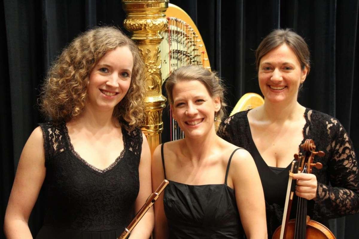 Von Bach bis Piazzolla - Trio Incantando - Hessisches Staatsarchiv  - Marburg