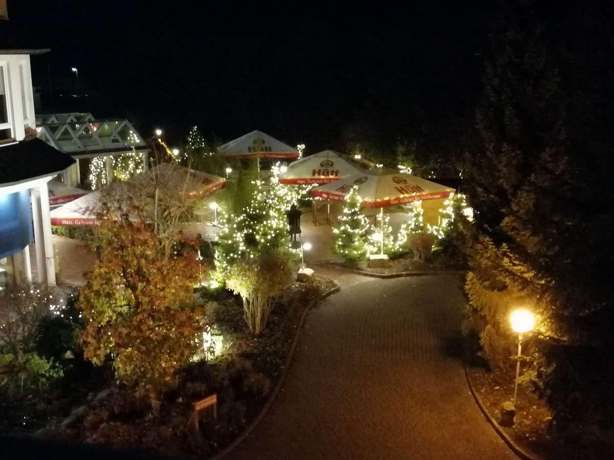 Schäferber Winterwald - Waldhotel Schäferberg - Espenau