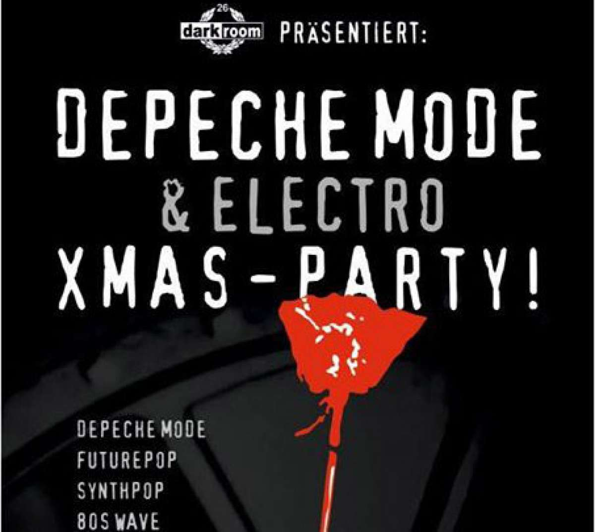 Depeche Mode & Electro Xmas-Party - Gleis 1 - Kassel