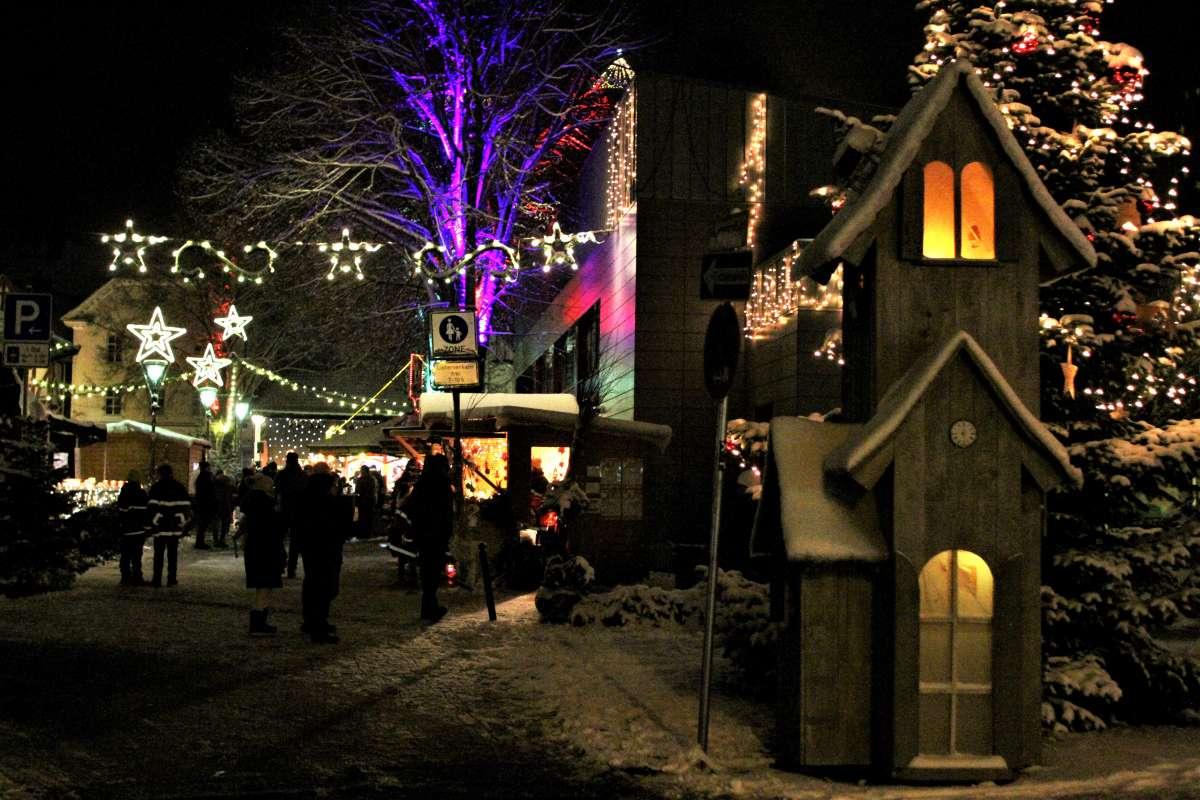 Sagenhafter Weihnachtsmarkt - Bürgerhaus  - Gudensberg