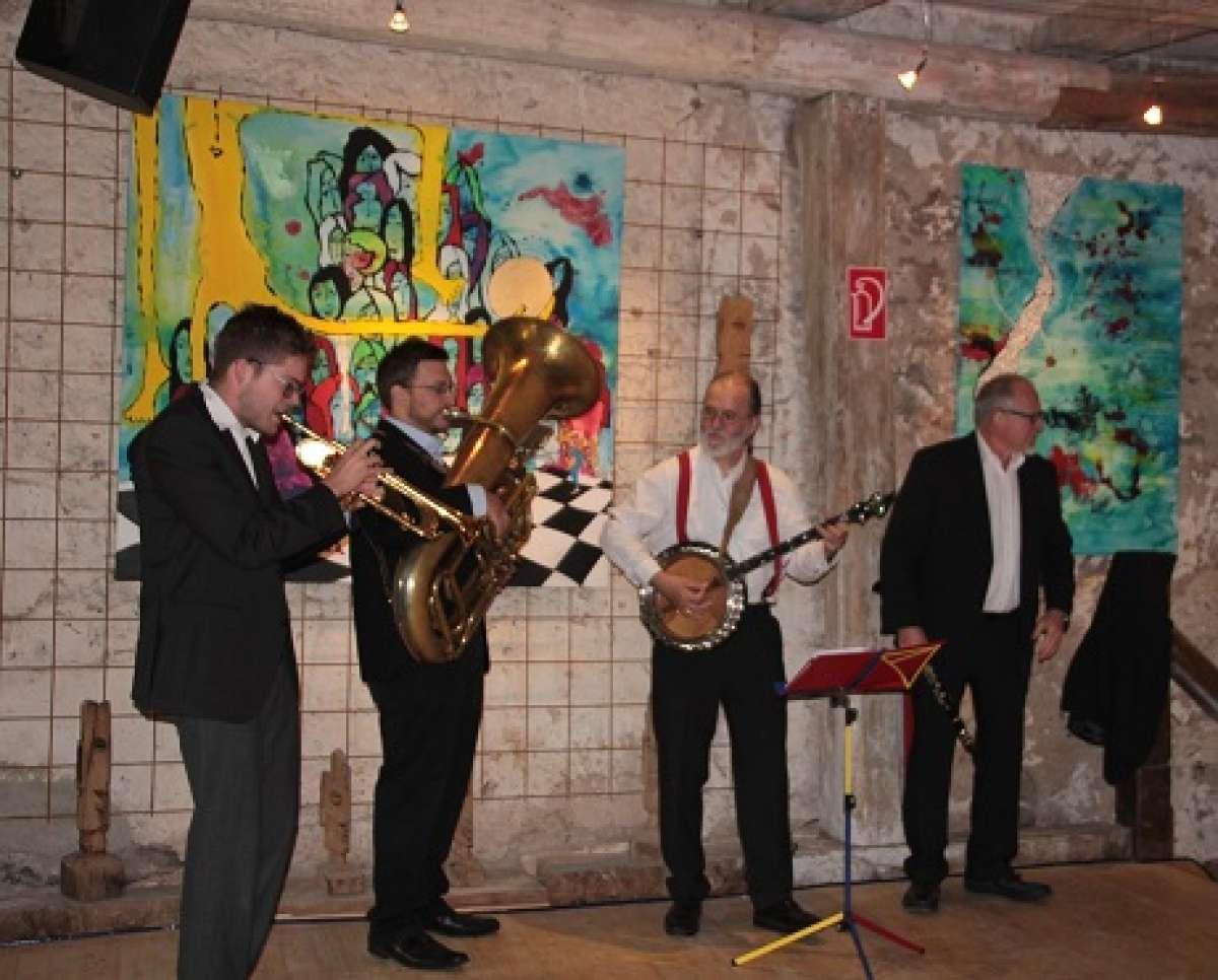 Jazzfrühschoppen - Neo Orleo - Waldhotel Schäferberg - Espenau