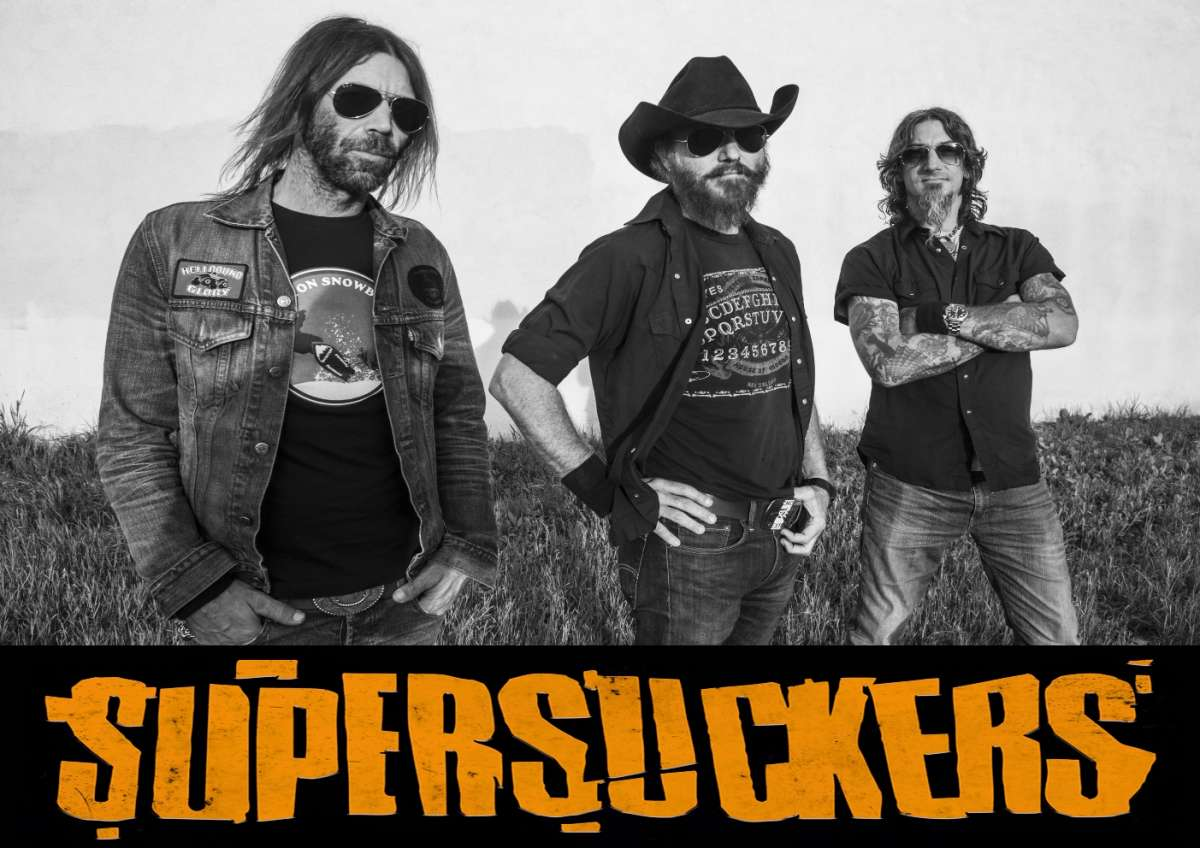 WIRD VERSCHOBEN! - Supersuckers (USA) - Goldgrube  - Kassel