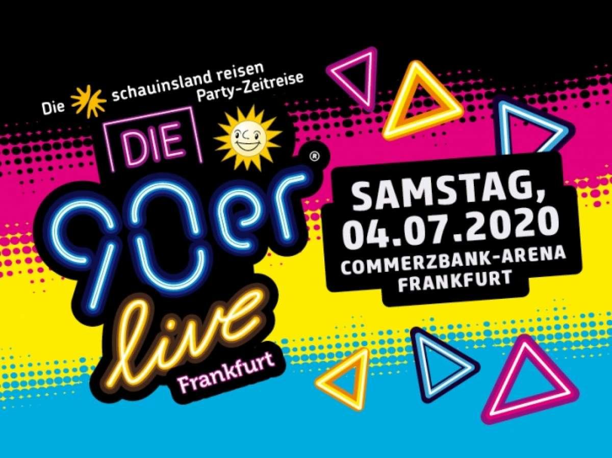Die größte 90er Open Air Party Deutschlands