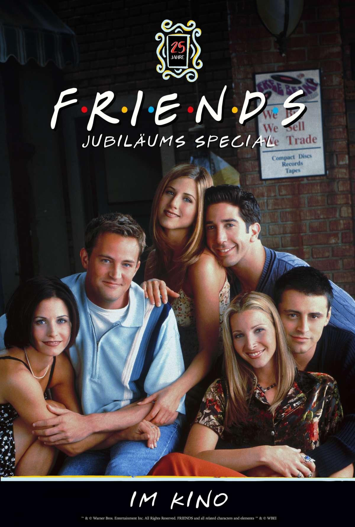 Friends - 25 Jahre Jubiläum: Night 3 - Cine-Royal  - Fritzlar