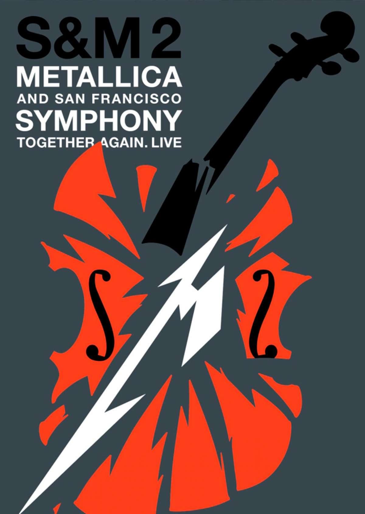 Metallica & San Francisco Symphony: SM2 - Metallica & San Francisco Symphony - Cine-Royal  - Fritzlar