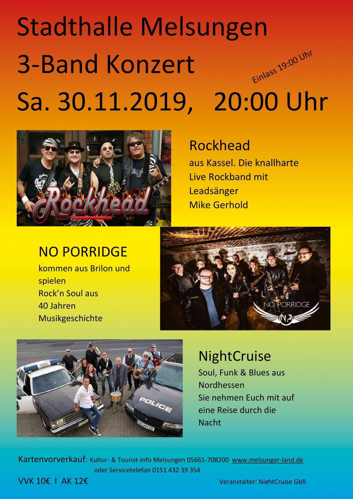 Veranstaltungen & Events am »Samstag, 30. November 2019« in deiner Nähe...