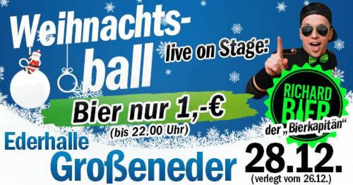 Weihnachtsball - Richard Bier