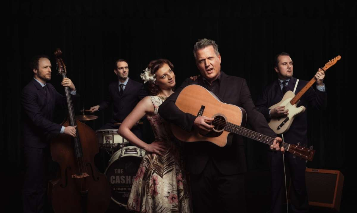 The Johnny Cash Show - The Cashbags - Stadthalle  - Holzminden