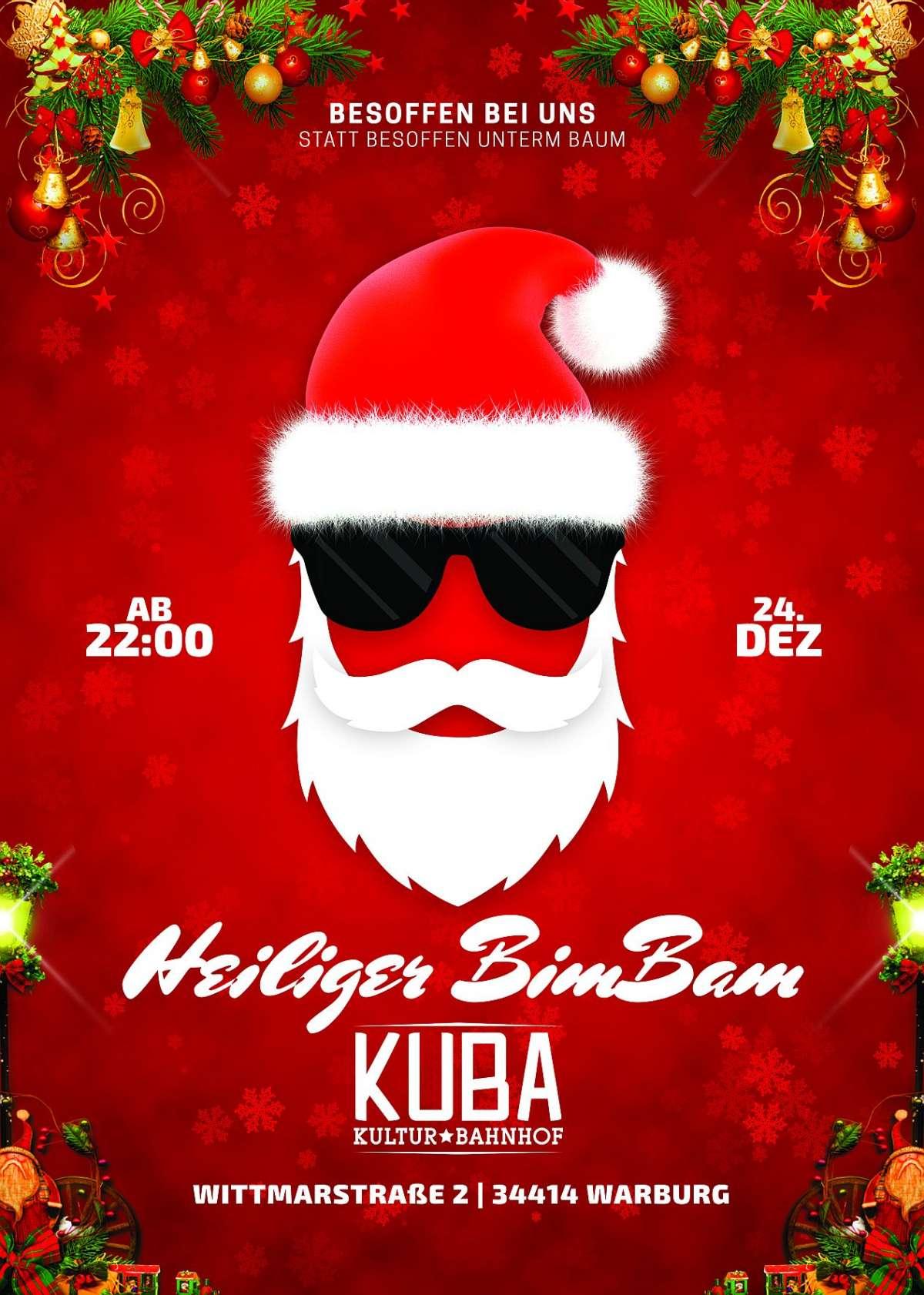 Heiliger BimBam ' Weihnachten im Kuba