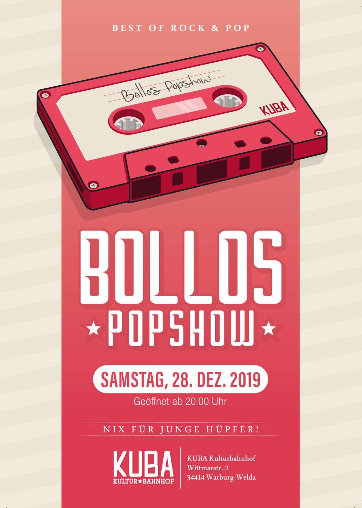 Bollos Popshow - KUBA - Warburg-Welda