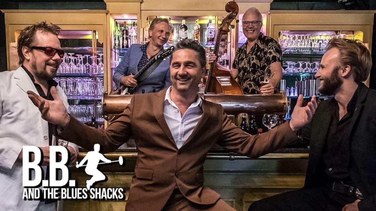 B.B. & The Blues Shacks - Theaterstübchen - Kassel