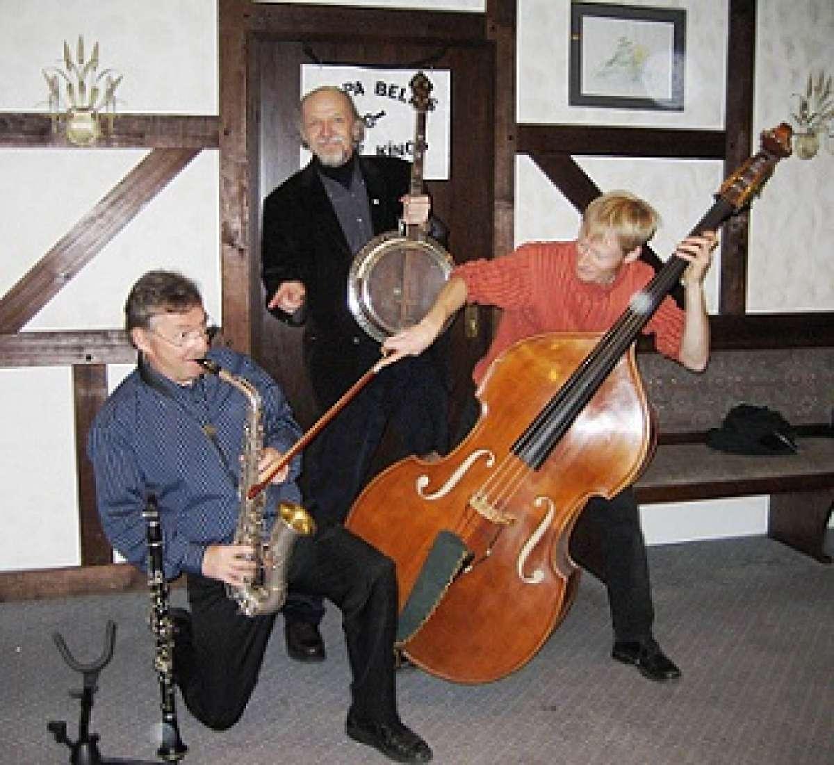 Jazzfrühschoppen - Papa Belas Dixie Kings - Waldhotel Schäferberg - Espenau