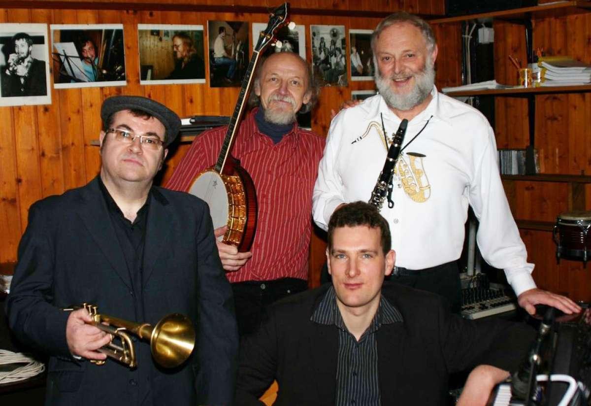 Jazzfrühschoppen - Hot Four Jazzband - Waldhotel Schäferberg - Espenau