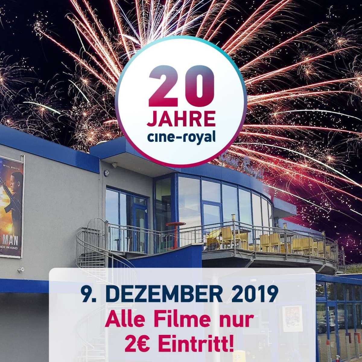 20 Jahre Cine Royal - Cine-Royal  - Fritzlar