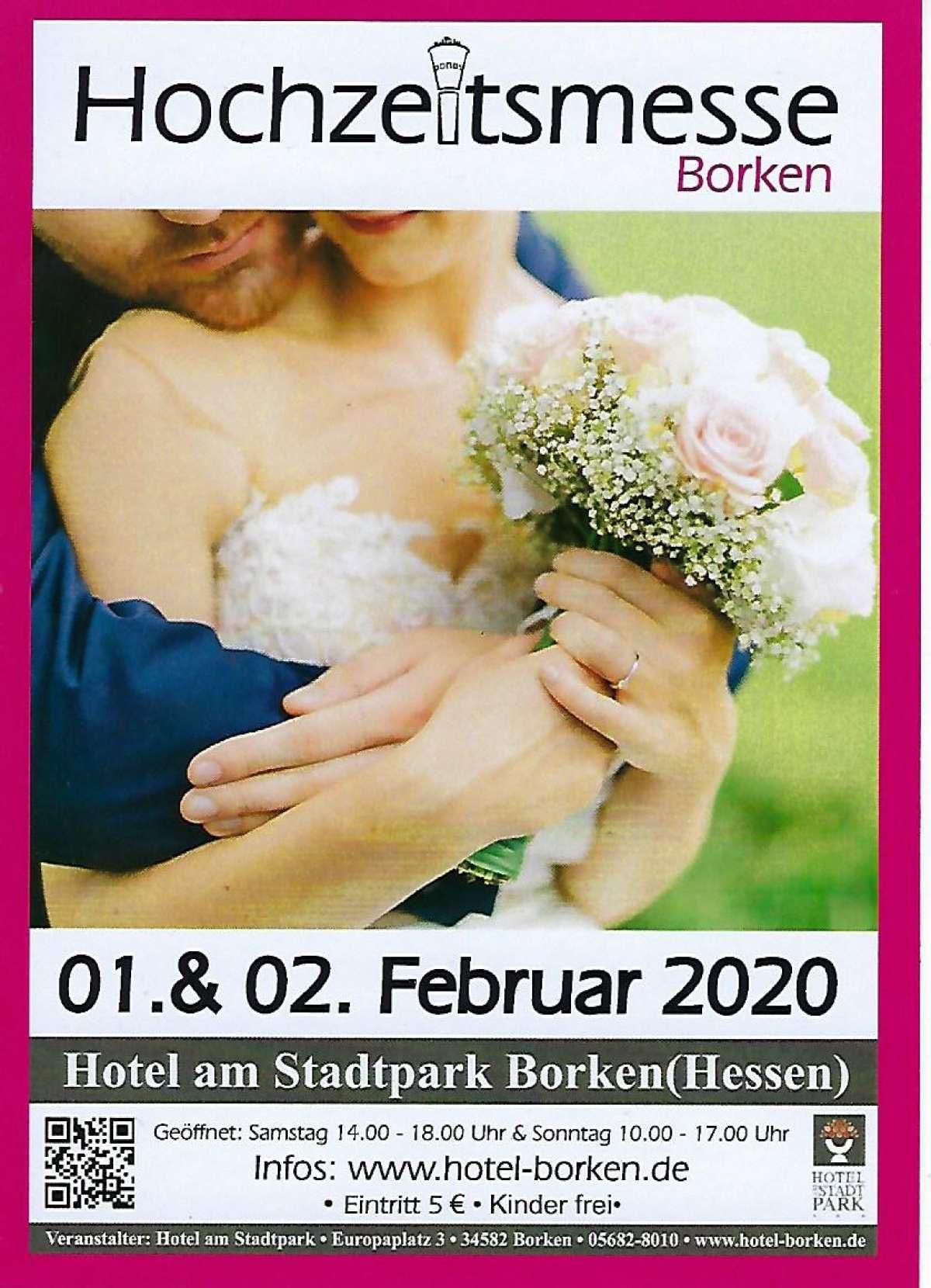 Hochzeitsmesse - Hotel am Stadtpark Borken - Borken (Hessen)
