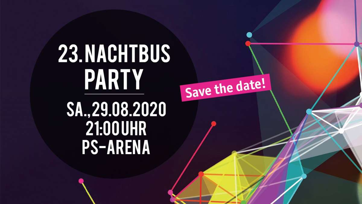 23. Nachtbusparty - PaderSprinter - Paderborn