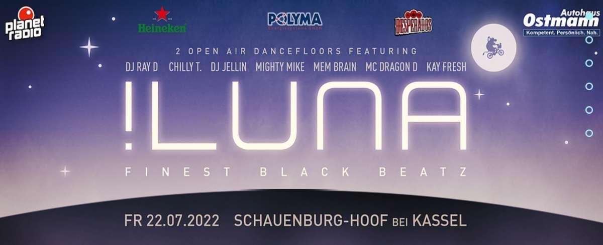 !LUNA - Finest Black Beatz