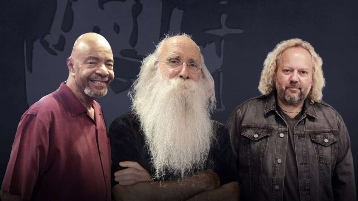 DIGITAL: Drums'n'Percussion - The musical Life of Chester Thompson - On Bass Lee Sklar & Special Guest - HNF - Heinz Nixdorf Museum - Paderborn