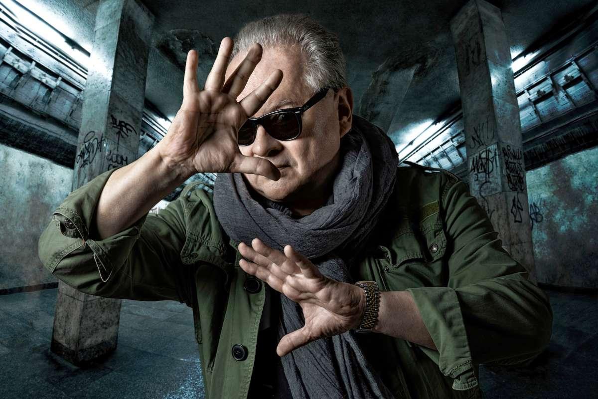Wie der Name schon sagt - das neue Soloprogramm - Heinz Rudolf Kunze - Stadthalle  - Baunatal