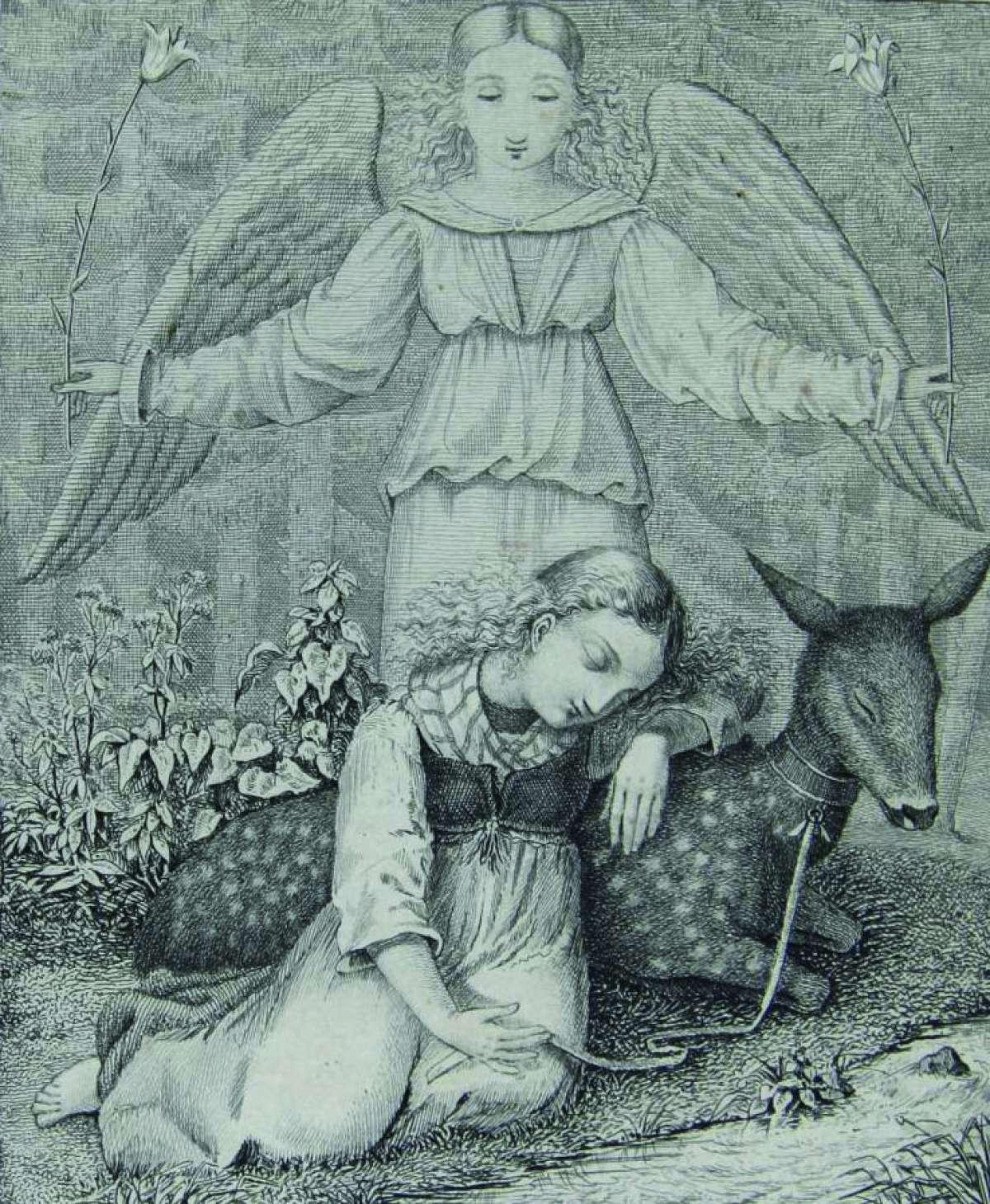 Der Liebe Gott und die Brüder Grimm - Andrea C. Ortolano - Grimmwelt  - Kassel