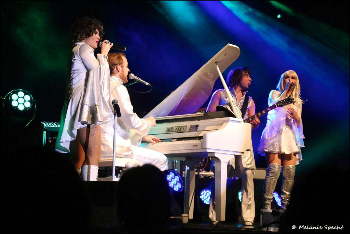 The Tribute Show - The Concert - ABBA Today - Stadthalle  - Alsfeld