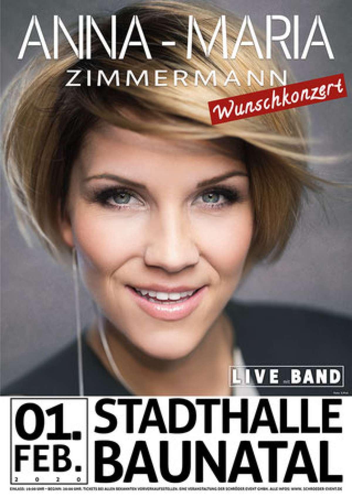 Anna-Maria Zimmermann - Stadthalle  - Baunatal
