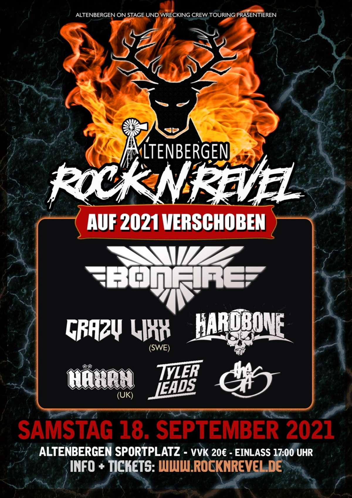 Altenbergen Rock N Revel 2021