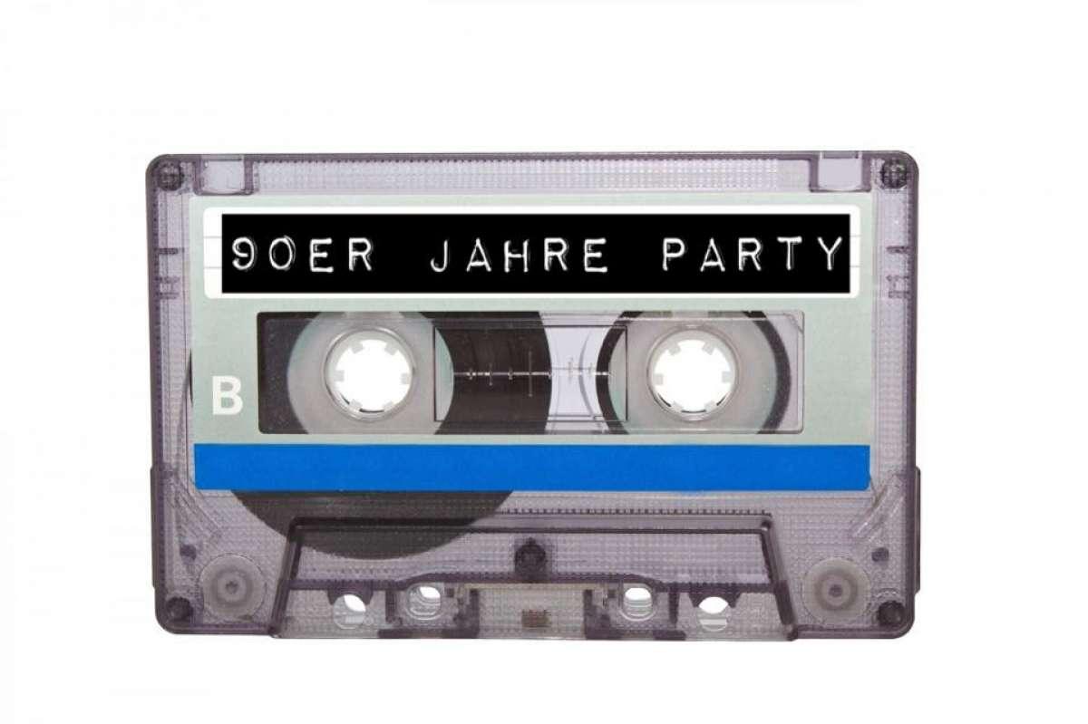 90er Party - DJs: HiNuhn & Chilly T. - Stadthalle  - Homberg (Efze)