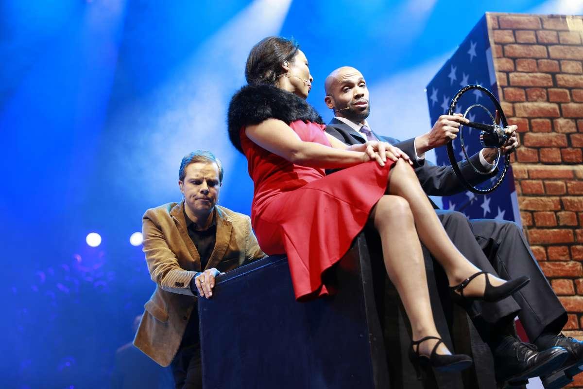 Wird VERSCHOBEN! Martin Luther King Chormusical - Stadthalle  / Kongress Palais  - Kassel