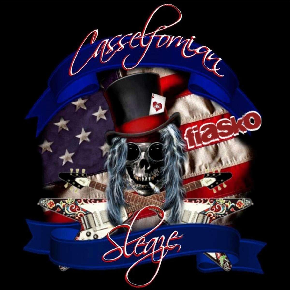 ABGESAGT! Casselfornian Sleaze - Die Glam Rock & Sleaze Metal Party - DJ Dirk, DJ D. Evil - Fiasko - Kassel