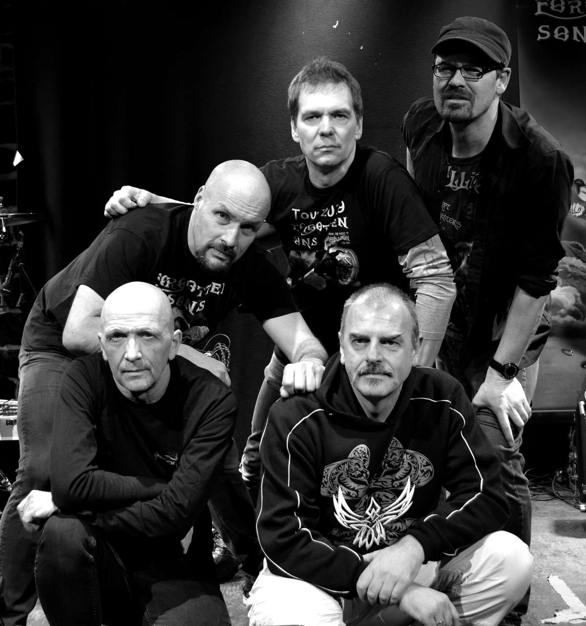 A Tribute To Marillion´s Fish Ära  - Forgotten Sons - Kulturzentrum Franzis  - Wetzlar